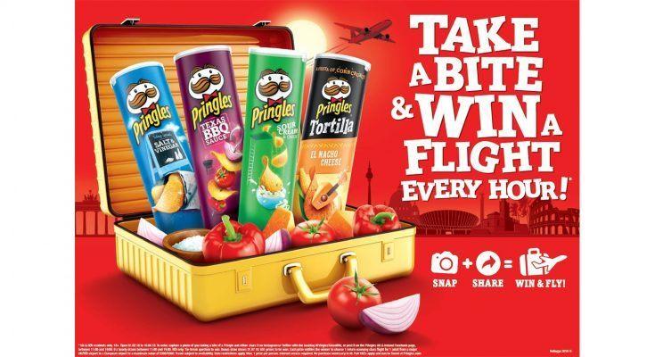 Pringles prize promotion