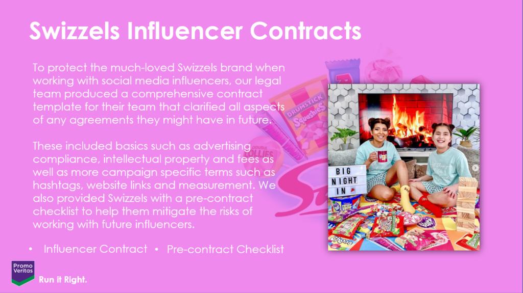 influencer success story