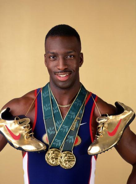 michael johnson gold shoes 1996 olympics ambush marketing