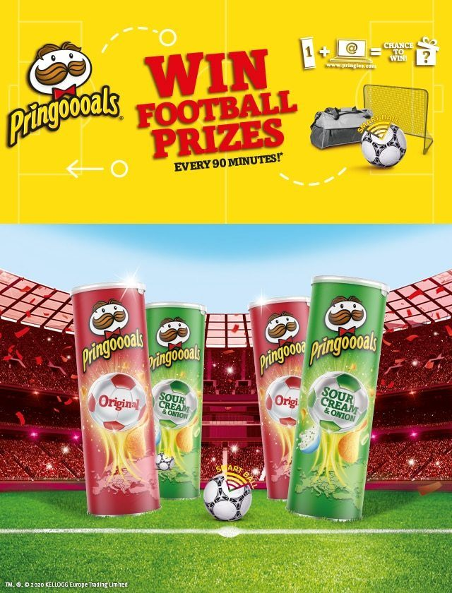 Pringles euros promotion 2021 ambush marketing